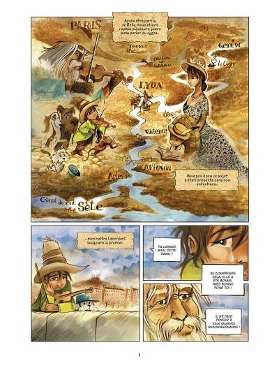 Page 4 sans famille tome 4 - neige et loups