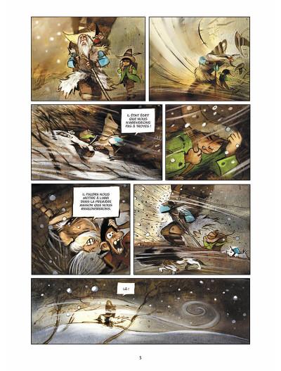 Page 6 sans famille tome 4 - neige et loups