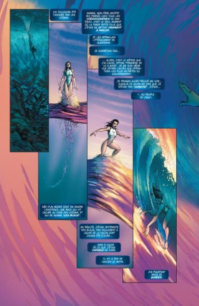 Page 2 fathom tome 1 - à l'aube de la guerre
