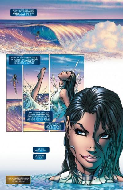 Page 4 fathom tome 1 - à l'aube de la guerre