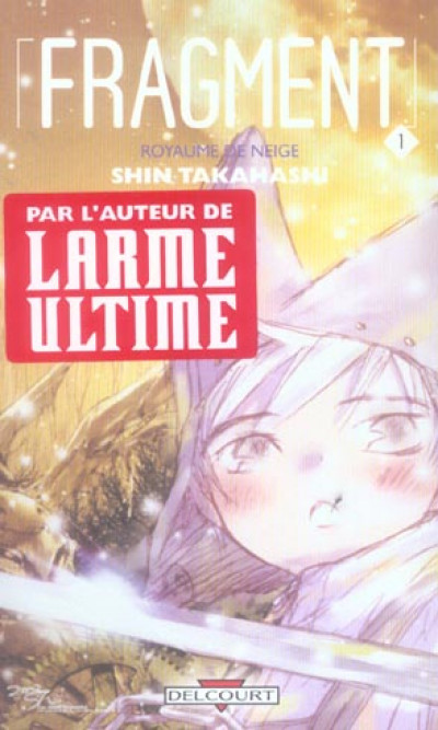 Couverture fragment tome 1