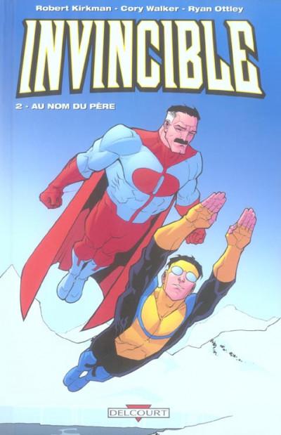 image de invincible tome 2 - au nom du père