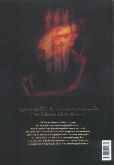 Dos nicolas eymerich, inquisiteur tome 3 - le corps et le sang