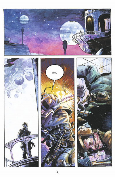 Page 6 star wars - le côté obscur tome 1 - jango fett & zam wesell