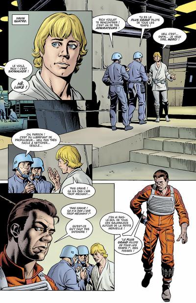 Page 7 star wars - le côté obscur tome 3 - la quête de vador