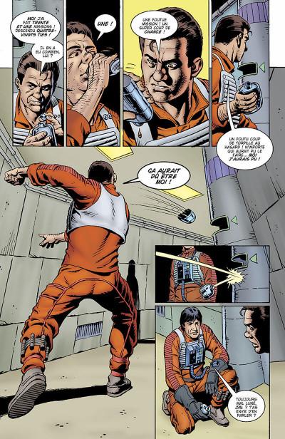 Page 8 star wars - le côté obscur tome 3 - la quête de vador