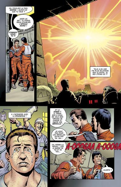 Page 9 star wars - le côté obscur tome 3 - la quête de vador
