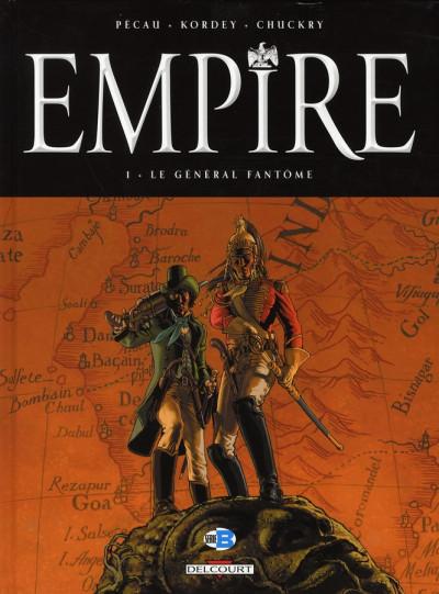 image de empire tome 1 - le général fantôme