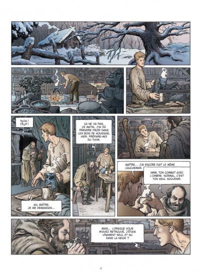 Page 1 Je suis cathare tome 1