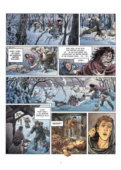 Page 4 Je suis cathare tome 1