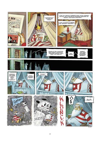 Page 5 la nef des fous tome 6 - les chemins énigmatiques