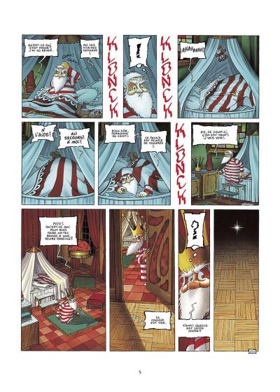 Page 6 la nef des fous tome 6 - les chemins énigmatiques