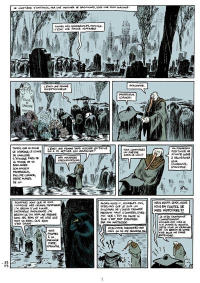 Page 1 donjon potron-minet tome -84 après la pluie