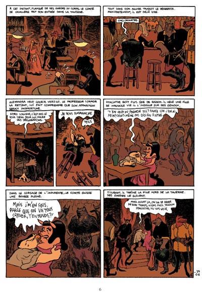 Page 2 donjon potron-minet tome -84 après la pluie