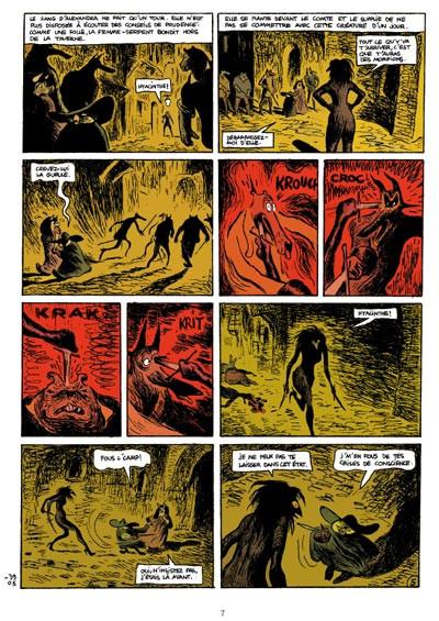 Page 3 donjon potron-minet tome -84 après la pluie