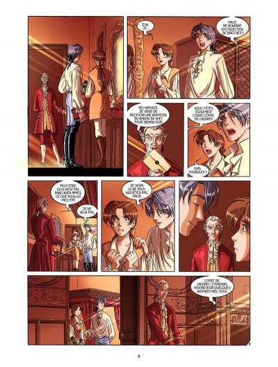 Page 8 La rose écarlate tome 2