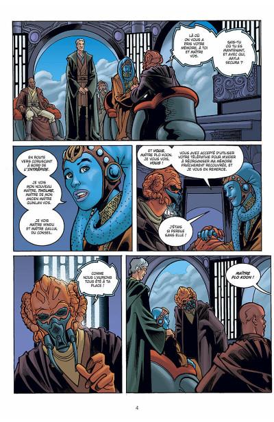 Page 5 star wars - jedi tome 4 - la guerre de stark