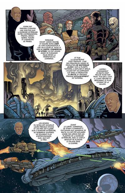 Page 8 star wars - jedi tome 4 - la guerre de stark