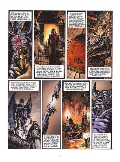 Page 5 le chant des stryges tome 10 - saison 2 - manipulations