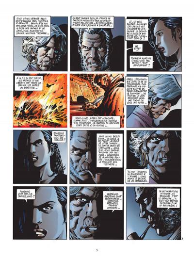 Page 6 le chant des stryges tome 10 - saison 2 - manipulations