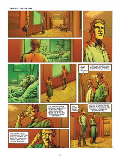 Page 7 le chant des stryges tome 10 - saison 2 - manipulations