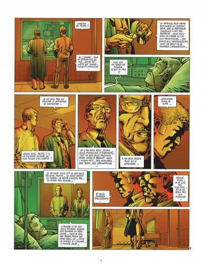 Page 8 le chant des stryges tome 10 - saison 2 - manipulations