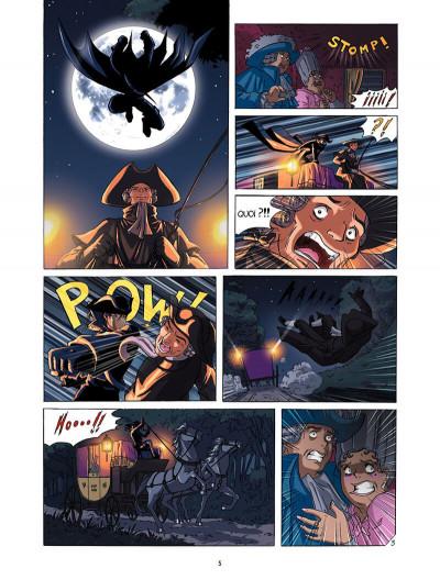 Page 4 La rose écarlate tome 1