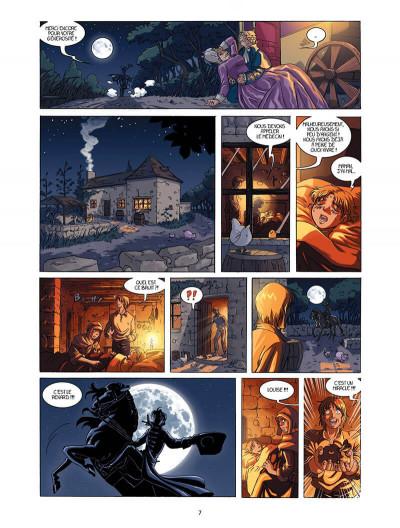 Page 6 La rose écarlate tome 1