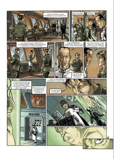 Page 2 acriboréa tome 3 - des millions de soleils