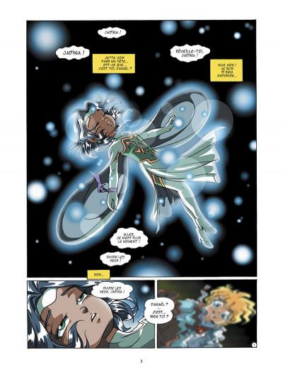 Page 4 Les légendaires tome 6