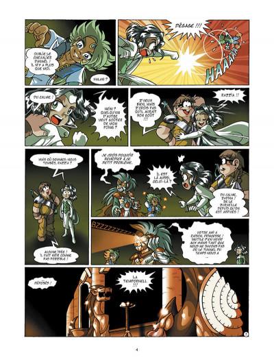Page 5 Les légendaires tome 6