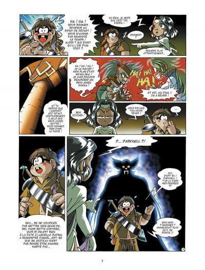 Page 6 Les légendaires tome 6