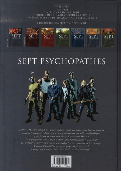 Dos 7 psychopathes