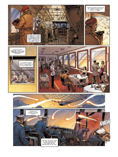 Page 2 le grand jeu tome 1 - ultima thulé