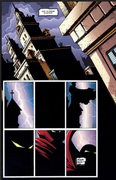 Page 7 spawn tome 1 - résurrection