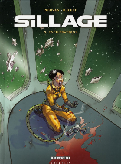 Couverture Sillage tome 9