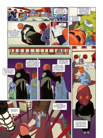 Page 3 les chroniques de sillage tome 5
