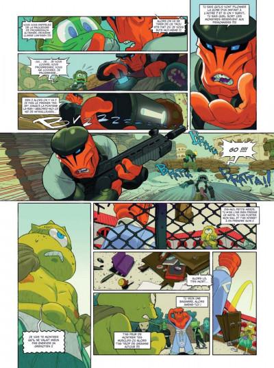 Page 4 les chroniques de sillage tome 5