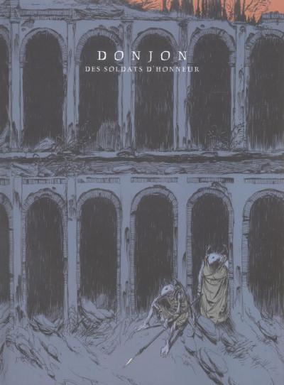 Couverture donjon monsters tome 10 - des soldats d'honneur