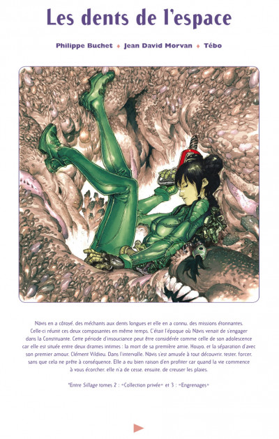 Page 2 les chroniques de sillage tome 6