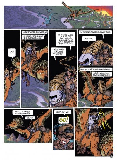 Page 3 les chroniques de sillage tome 6