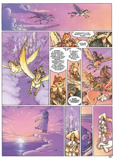 Page 2 De cape et de crocs tome 8