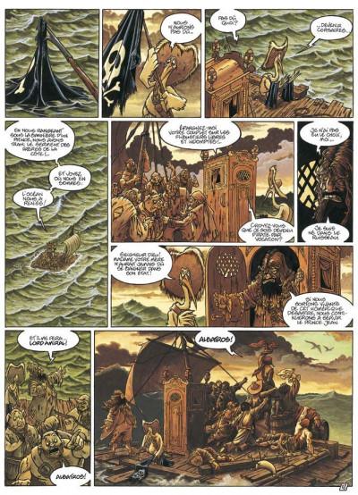 Page 3 De cape et de crocs tome 8