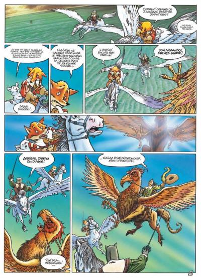 Page 4 De cape et de crocs tome 8