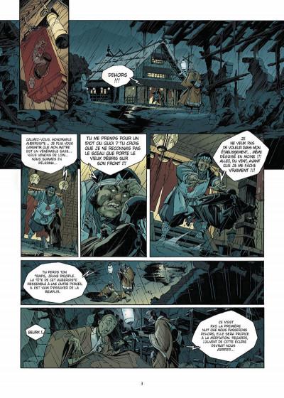 Page 4 okko tome 3 - le cycle de la terre tome 1/2
