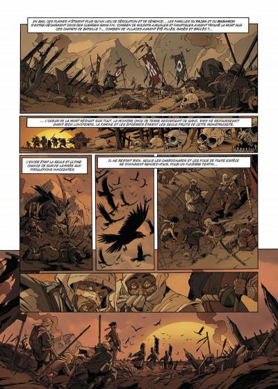 Page 6 okko tome 3 - le cycle de la terre tome 1/2