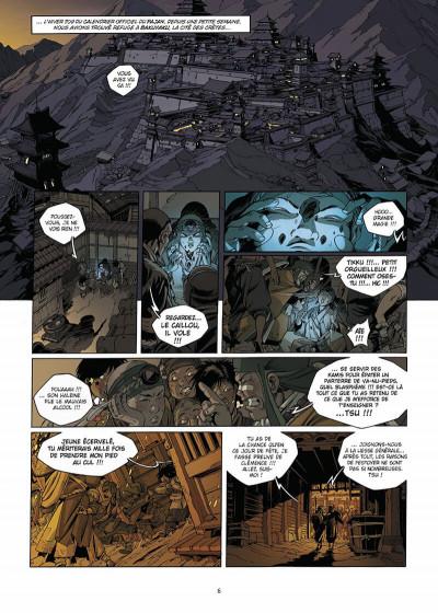 Page 7 okko tome 3 - le cycle de la terre tome 1/2