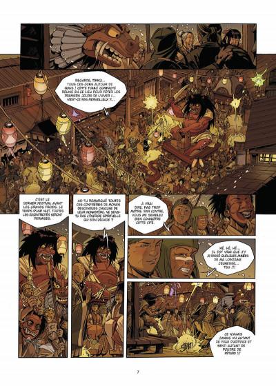 Page 8 okko tome 3 - le cycle de la terre tome 1/2