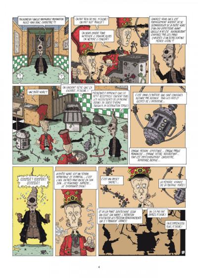 Page 2 pest tome 2 - les boîtes noires