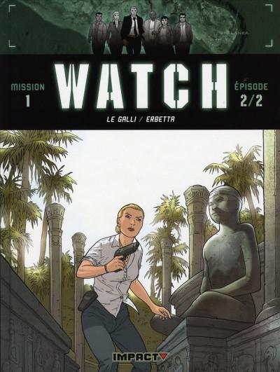 image de watch tome 2 - mission 1, épisode 2 - enfants tigres